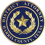 Harris County DA logo